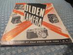 Olden Camera Catalog 1950- Leica Camera & Parts