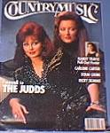 """Country Music"" The Judds on cover Jan 14 '92"