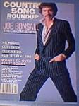 """Country Song Roundup"" Joe Bonsall on cover"